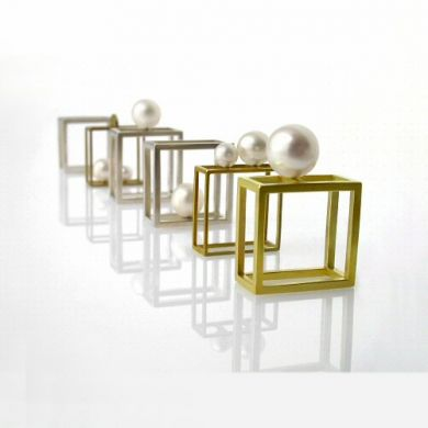 Cube Ringe/Anhänger