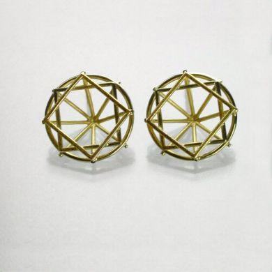Jewel Ohrringe Brilli, 750/-Gold